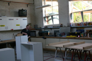cabinet-making